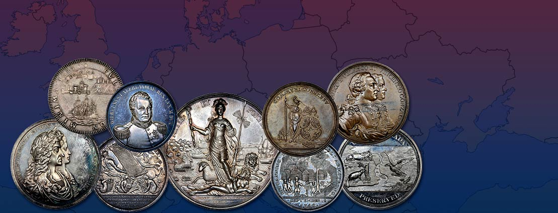 Featured World Coins of the Dresden Collection