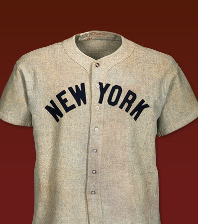 1937 Lou Gehrig Game Worn New York Yankees Jersey with Photo Matches to Two Different Home Run Games, MEARS A9 & SGC Excellent