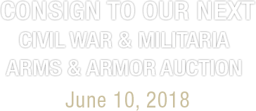 June 10 Civil War, Militaria, Arms & Armor - Dallas #6188