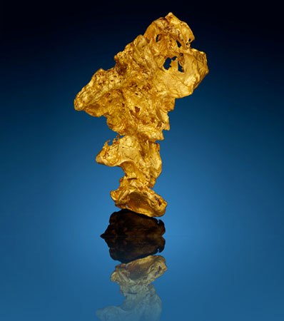Gold Nugget, Dunolly, Victoria