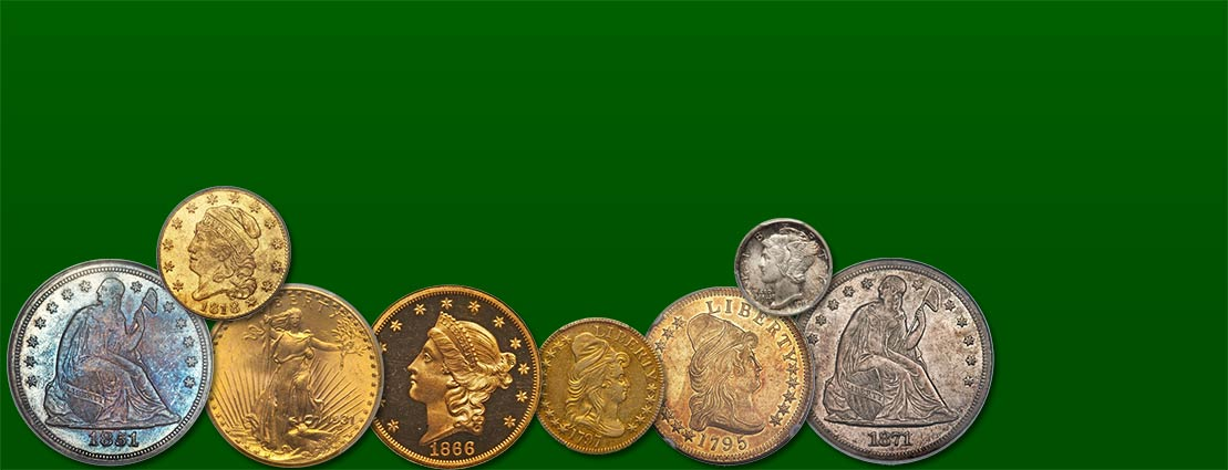 Various US Coins