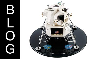 Pre-Apollo 11 version | Apollo Lunar Module Grumman Contractor's Model on Base