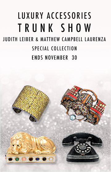 Luxury Accessories Trunk Show
