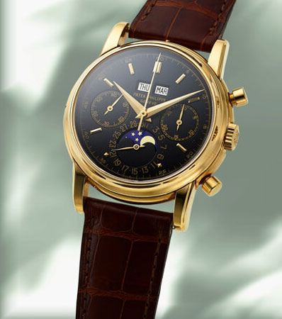 Patek Philippe, Extremely Rare and Fine Ref. 2499