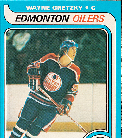 1979 O-Pee-Chee Wayne Gretzky #18 Rookie PSA Gem Mint 10--Population Two!
