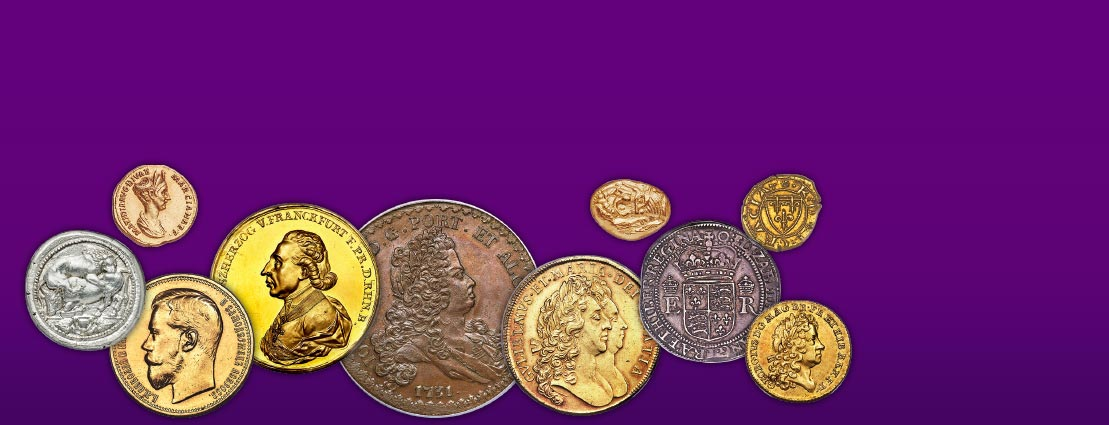 Featured World Coins