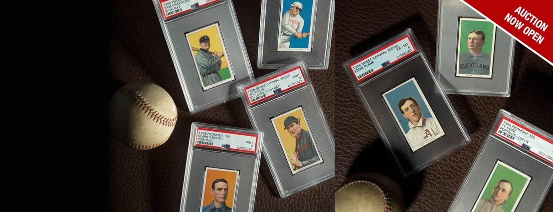 September 10 The partnerone Collection Sports Card Catalog Auction - Dallas #50030