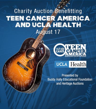 Teen Cancer America & UCLA Health Benefit Auction #768