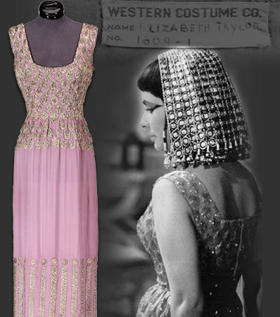 An Elizabeth Taylor Dress from