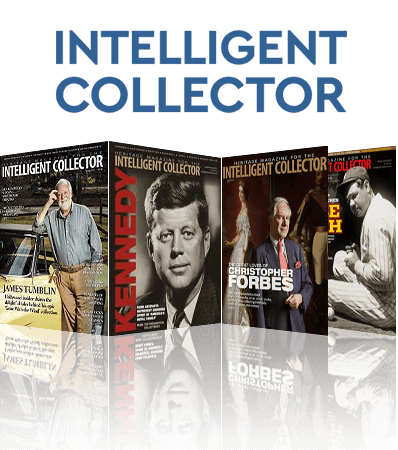 Heritage Auctions Magazine - Intelligent Collector