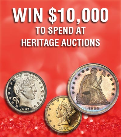 Win  $10,000 to Spend at Heritage Auctions