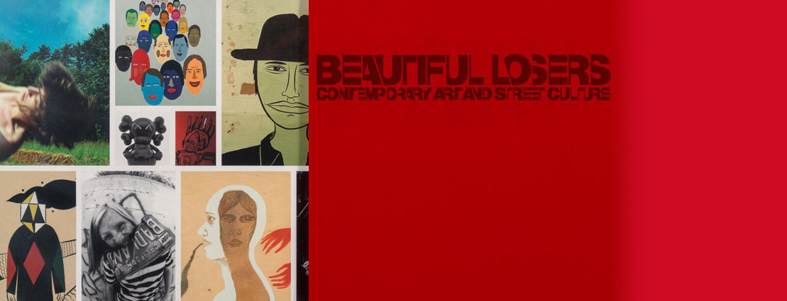 January 21 Beautiful Losers Collection Urban Art Monthly Online Auction #11153