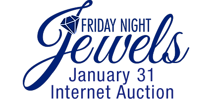 January 31 Friday Night Jewels Internet Auction #23151