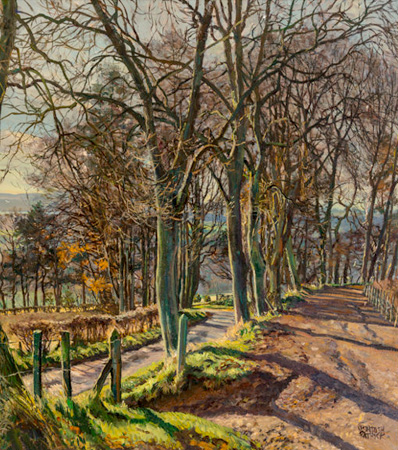 James McIntosh Patrick (British, 1907-1998)