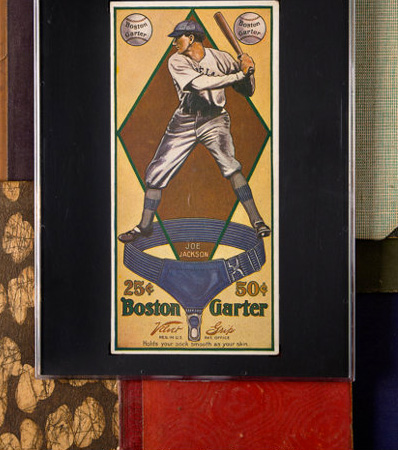 1914 Boston Garter Joe Jackson SGC 70 EX+ 5.5