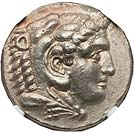 Choice Alexander the Great tetradrachm