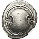 High-grade Thebes stater
