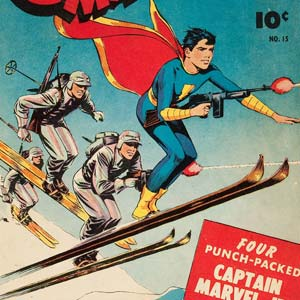 Captain Marvel Jr. #15 (Fawcett Publications, 1944) Condition: VG+