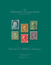 Session 1: The 'Weston' Collection of U.S. Stamps