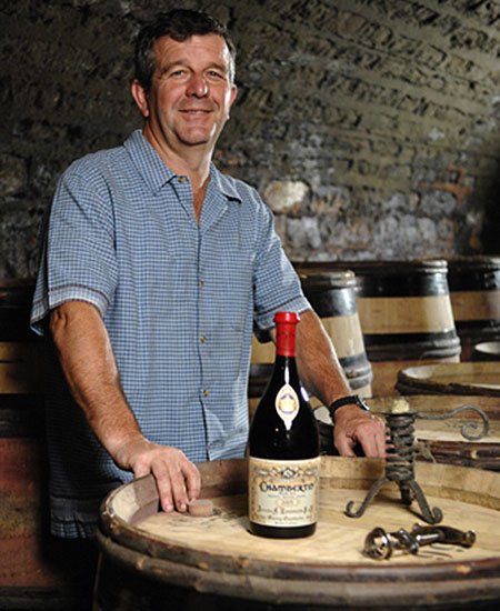 Three generations of Rousseaus have shaped the legacy of Burgundy wines. Armand Rousseau, who first inherited and received vineyards through a marriage in the early 1900s, became one of the first to grow, produce, and bottle wine all in Burgundy....