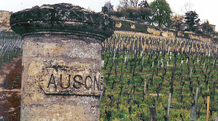 Chateau Ausone is a Bordeaux wine located close to the town of Saint-Emilion. It is named after the 4th century poet, Ausonius. The estate can be dated to the 18th century, though it is rumored to have medieval history, it was then owned by Jean...