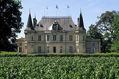 A highly sought-after wine label, Château Palmer has a rich history behind it, and wine connoisseurs predict the future will be just as rich.11Much of the land where Château Palmer became established in 1814 had already produced wine...