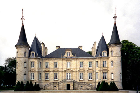 The original Chateau Pichon Baron was once part of a larger estate established during the reign of Louis XIV. By 1850, the estate was further divided between Baron Raoul Pichon de Longueville and his three sisters. He became the owner of the Chateau...