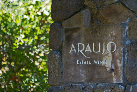 Araujo Estate Wines is a California wine estate founded by Bart and Daphne Araujo. After acquiring the property, originally a vineyard, the Araujo family built a winery and turned the historic vineyard into Araujo Estate Wines.11The 162-acre estate...