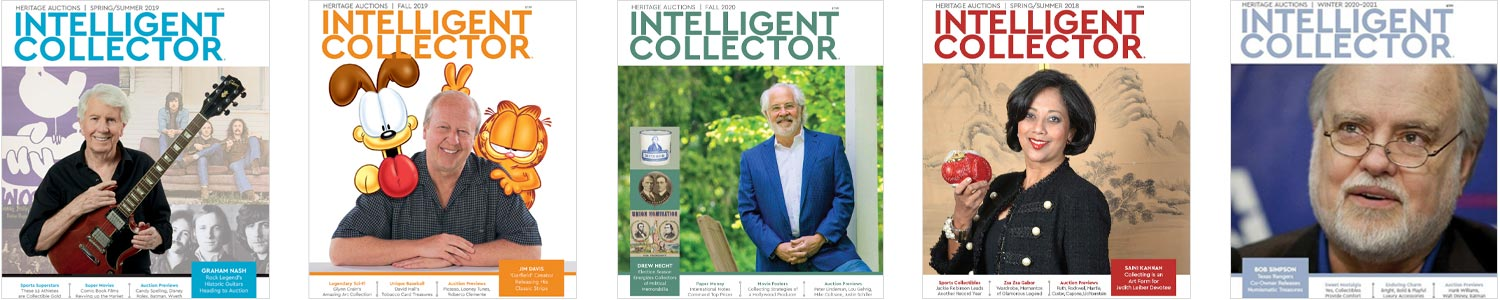 Subscribe Intelligent Collector Today